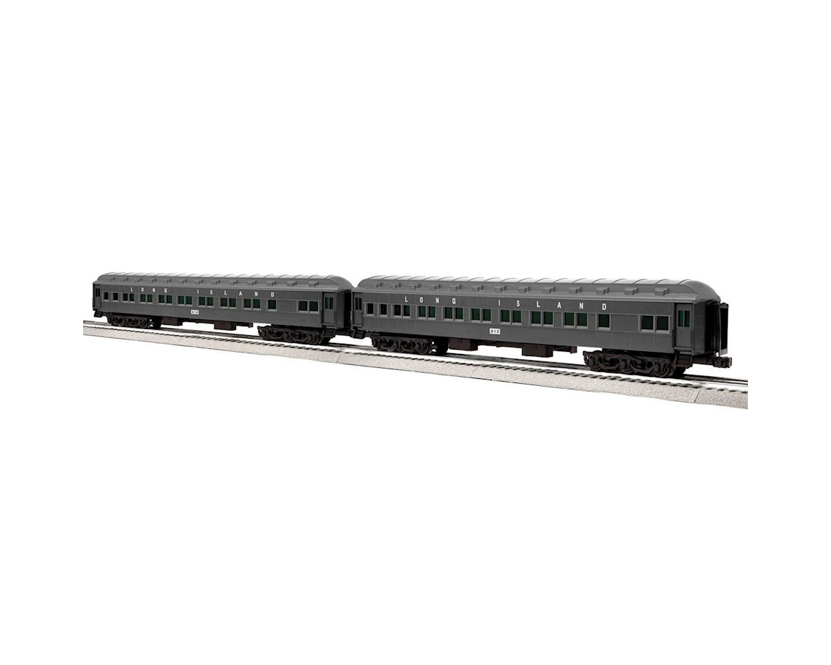 Lionel O 18'' Heavyweight Coach, LIRR #1 (2)