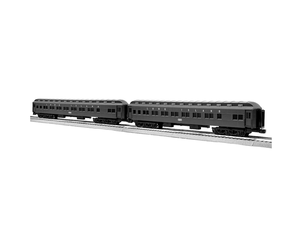 Lionel O 18'' Heavyweight Coach, LIRR #2 (2)