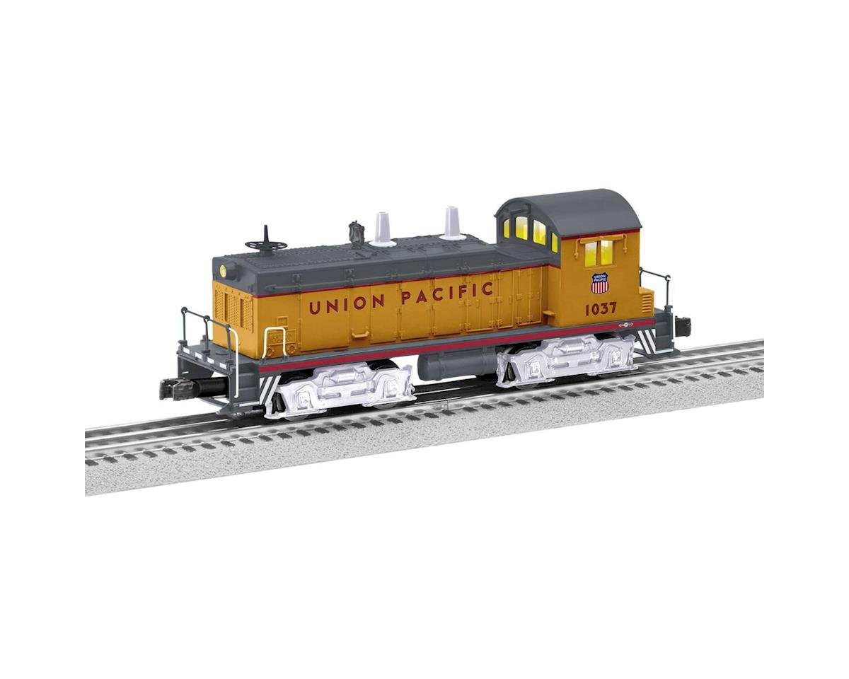 Lionel O-27 NW2 w/Bluetooth, UP #1037