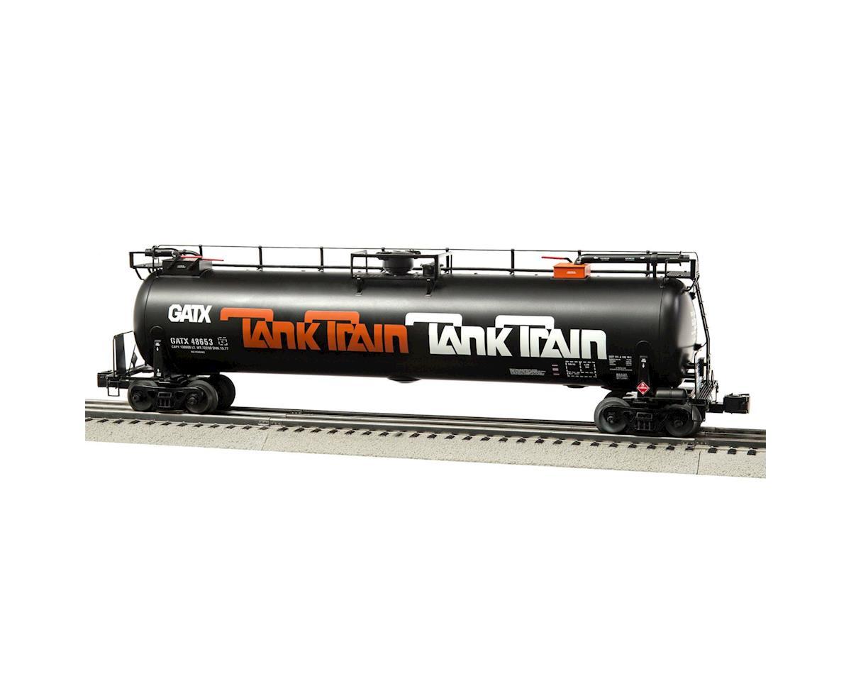 Lionel O TankTrain Intermediate Car, Orange#2