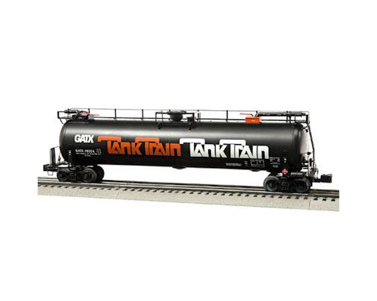 Lionel O TankTrain Intermediate Car, Orange#3