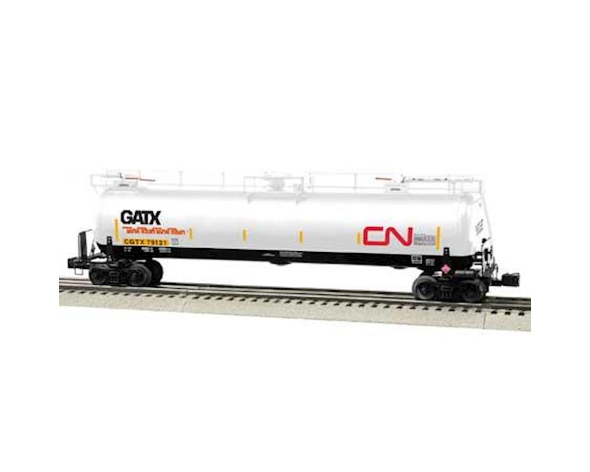 Lionel O TankTrain Intermediate Car, CN #1