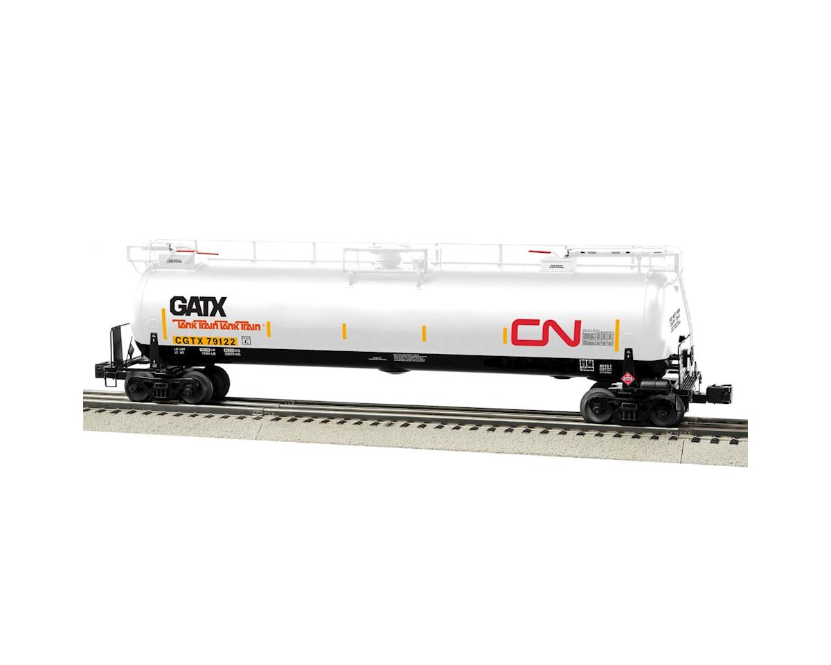 Lionel O TankTrain Intermediate Car, CN #2