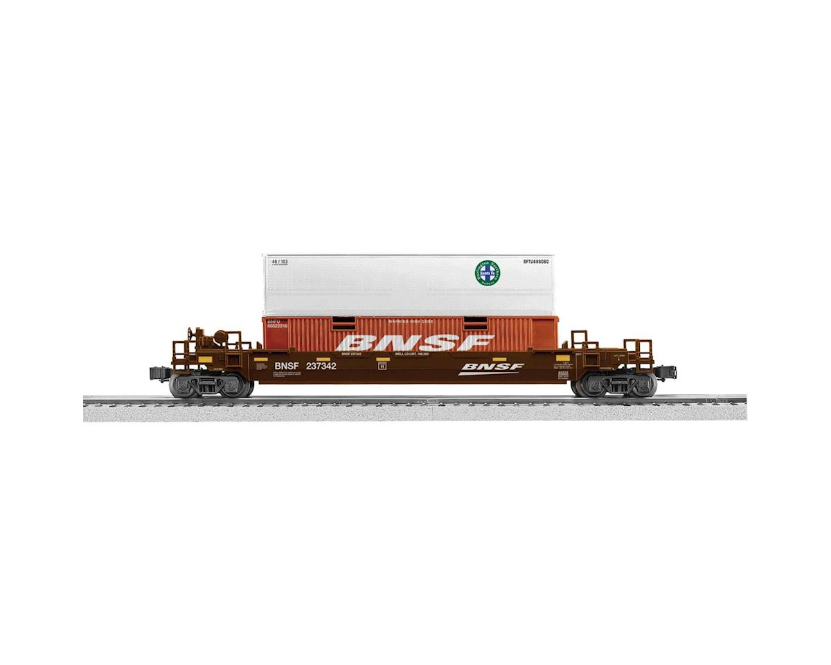 O-27 Maxi-Stack, BNSF by Lionel