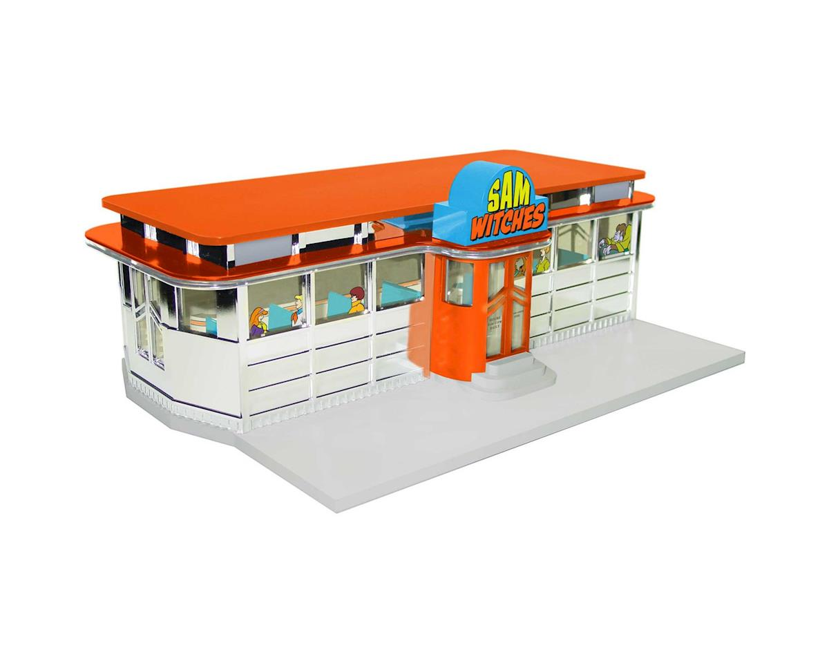 Lionel O Scooby Doo Sam Witches Cafe