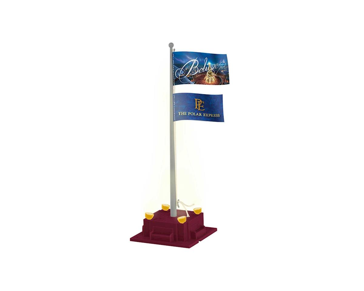 Lionel O Flagpole, The Polar Express