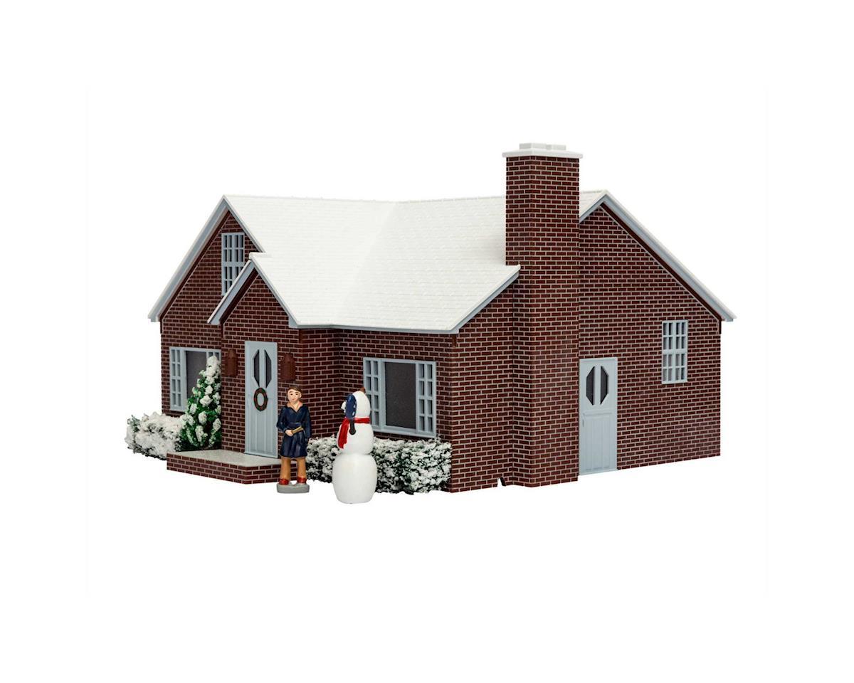 Lionel O Hero Boy's House, The Polar Express