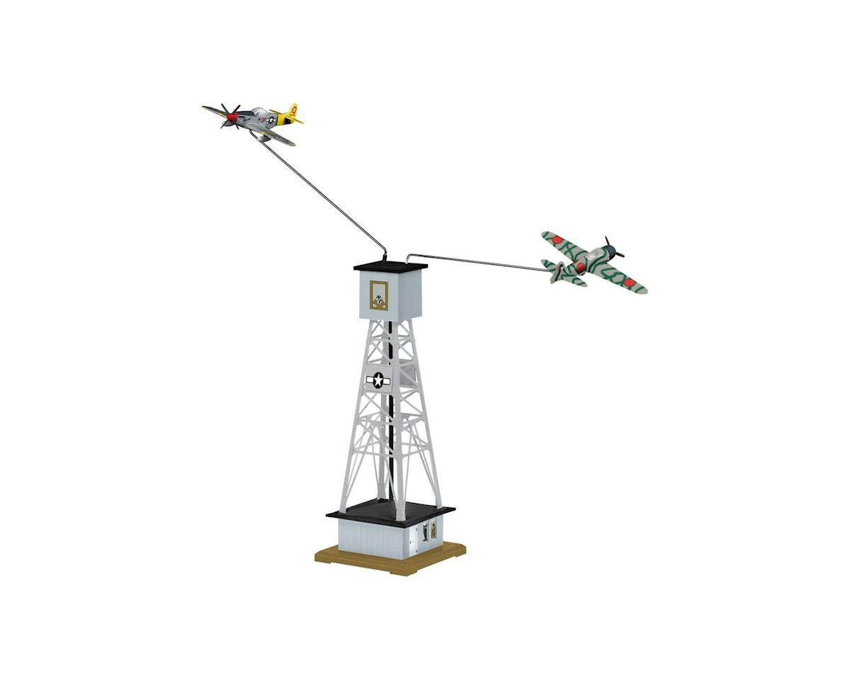 Lionel O Pylon with WWII Planes/Plug-Expand-Play