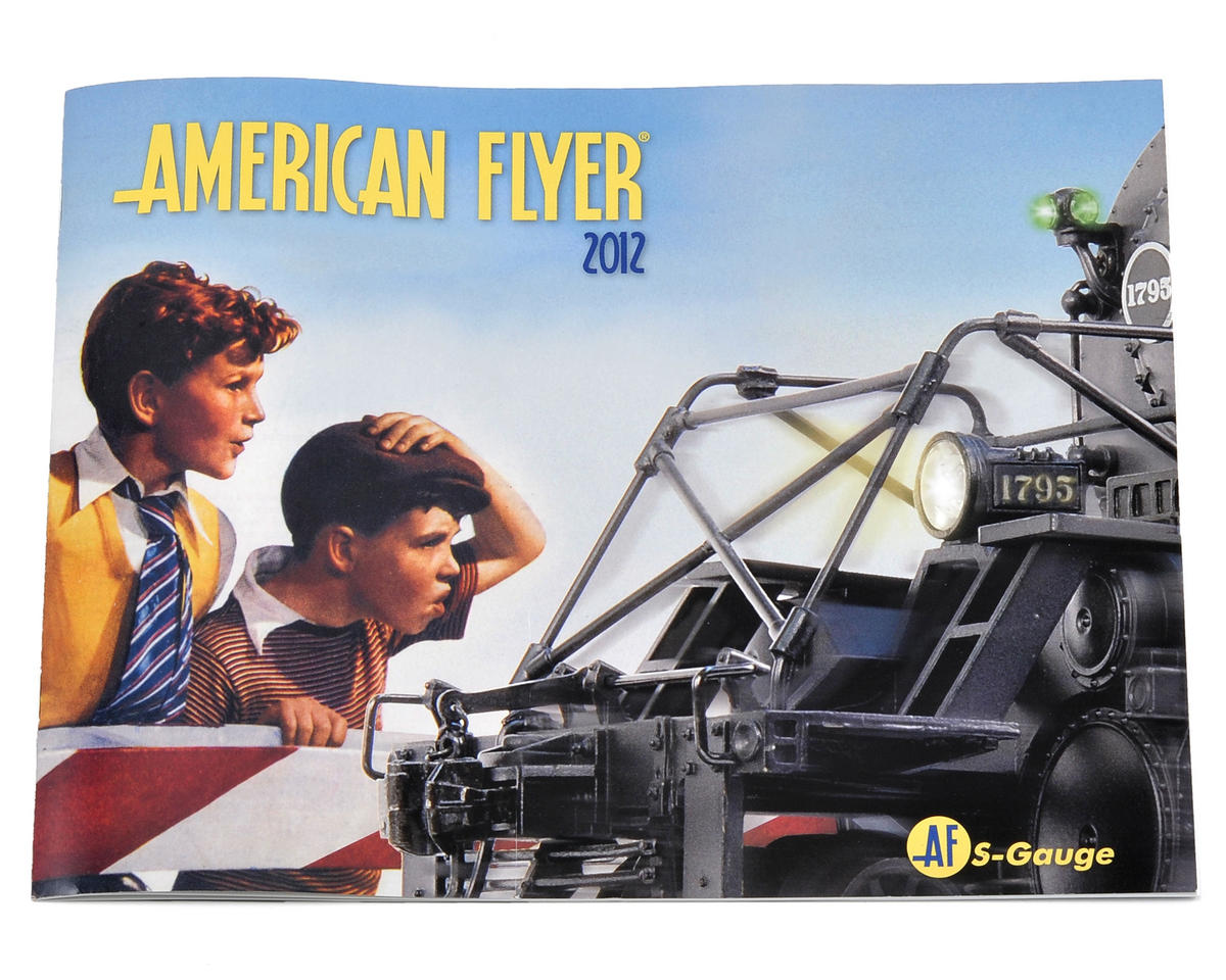 Lionel 2012 American Flyer Catalog (FREE!)