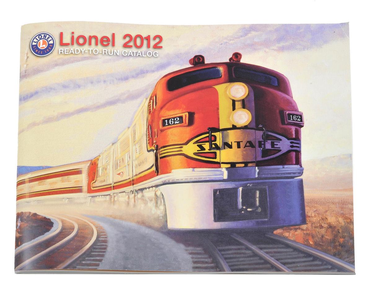 Lionel 2012 Ready To Run Catalog (FREE!)