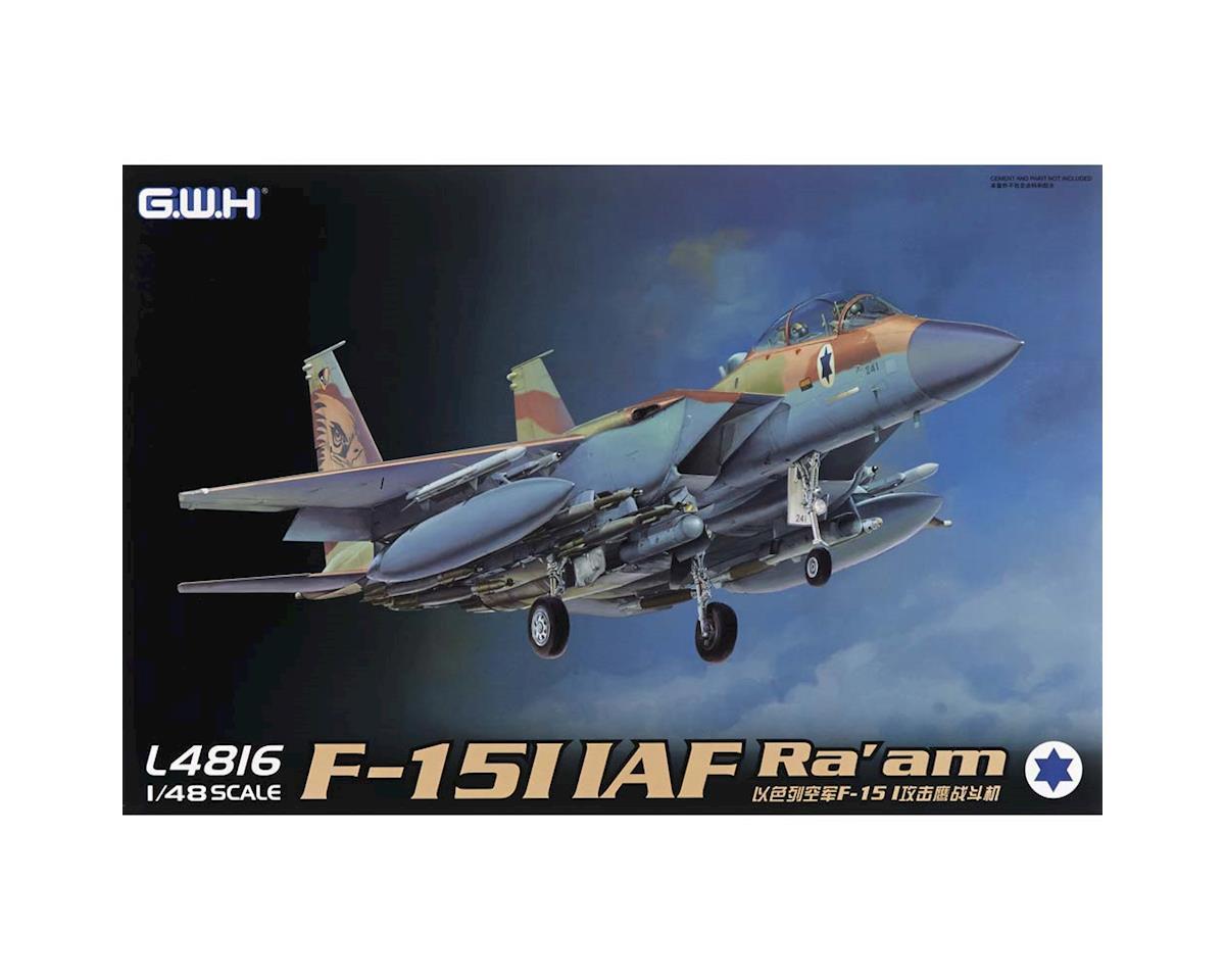 Great Wall Models L4816 1/48 F-15I IAF Ra'am 69th Squadron Hammers