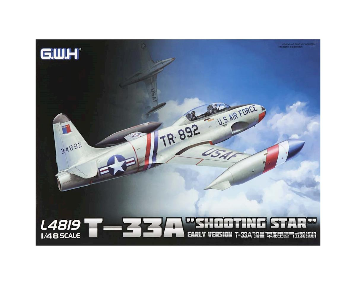 Great Wall Models 1/48 USAF T-33A Shooting Star