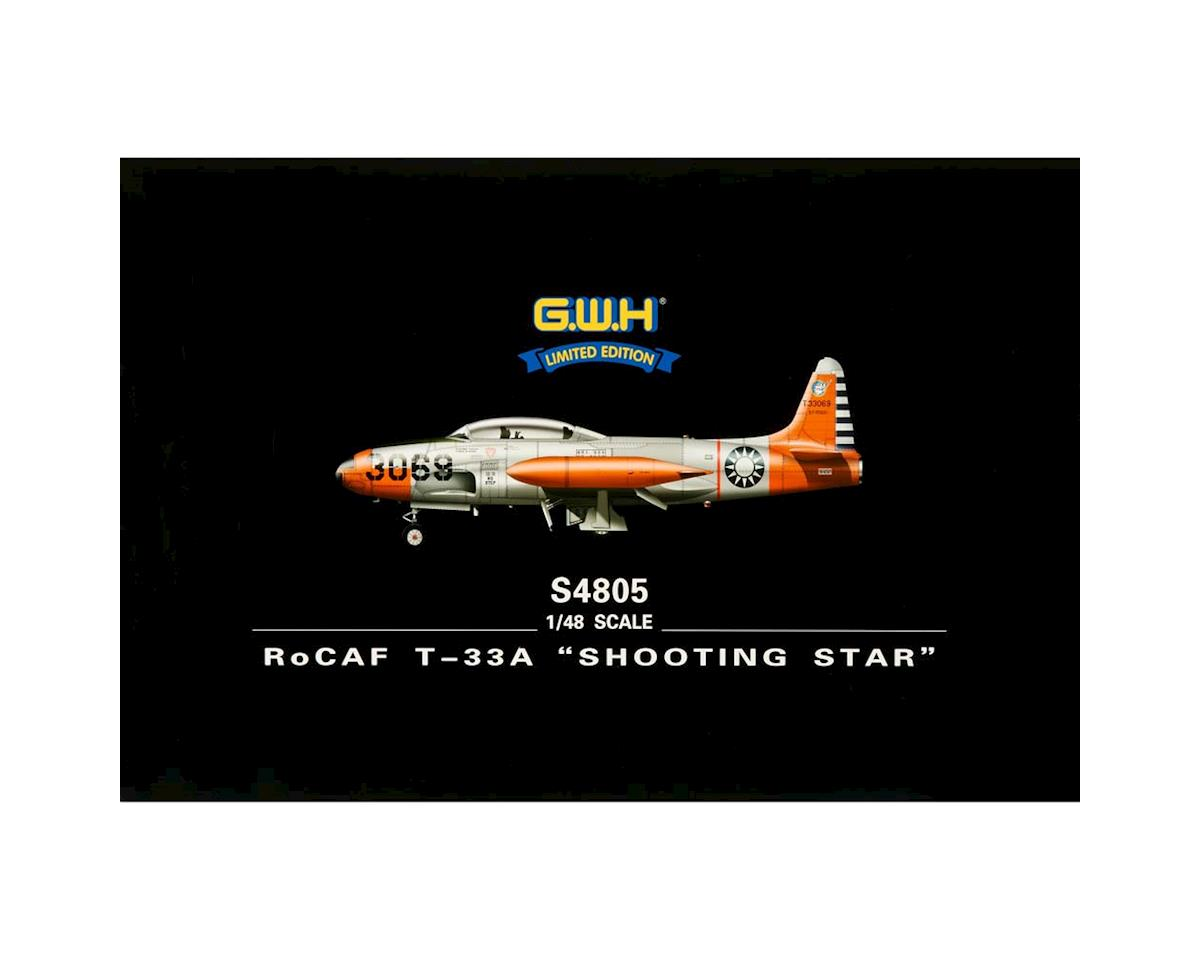 Great Wall Models S4805 1/48 RoCAF T-33A Shooting Star Special Ed.
