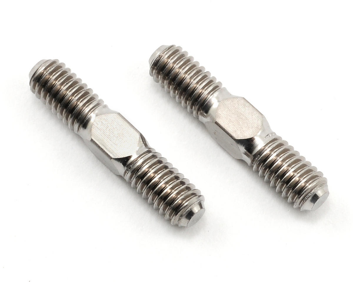 Lunsford 4x20mm Titanium Turnbuckles (2)