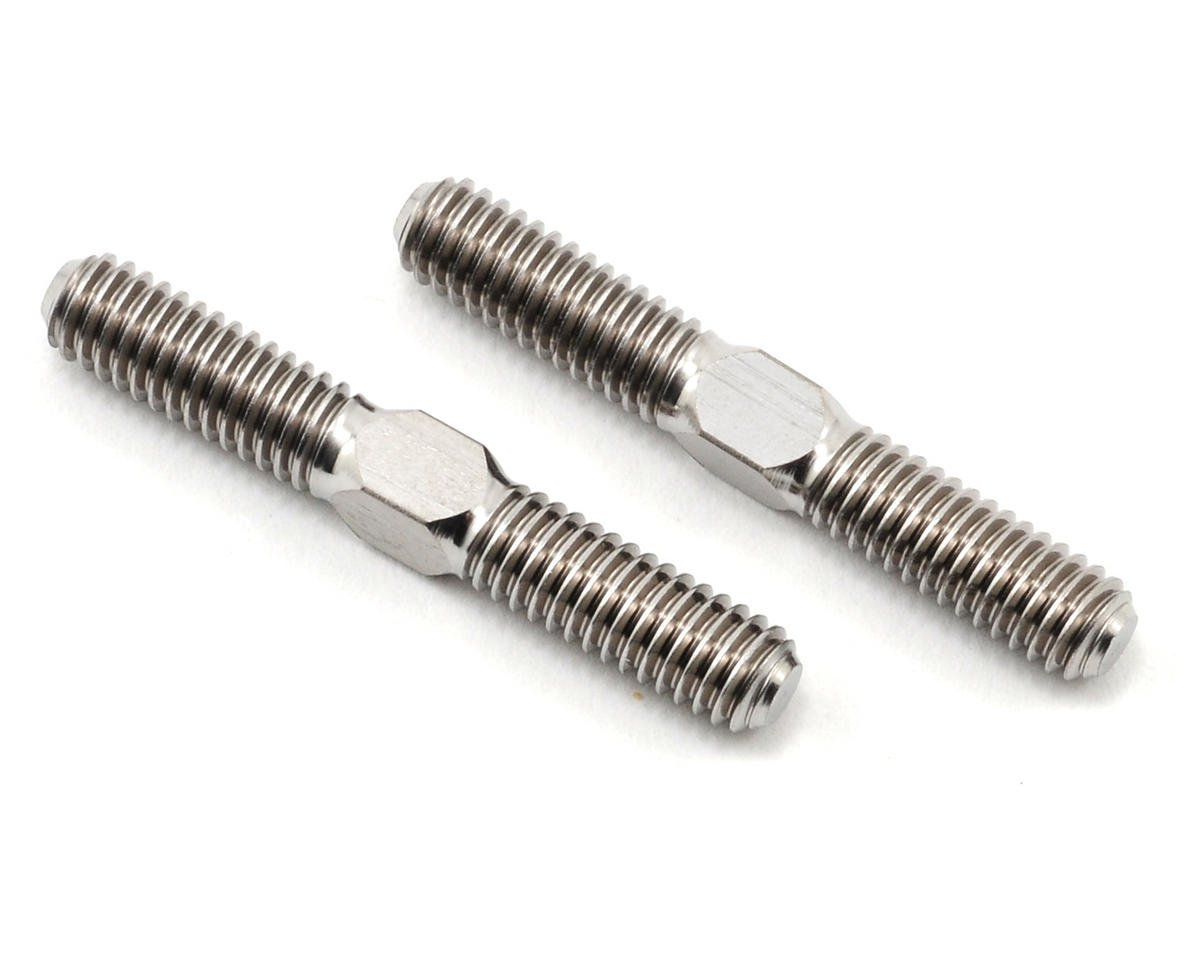 Lunsford 4x28mm Titanium Turnbuckles (2)