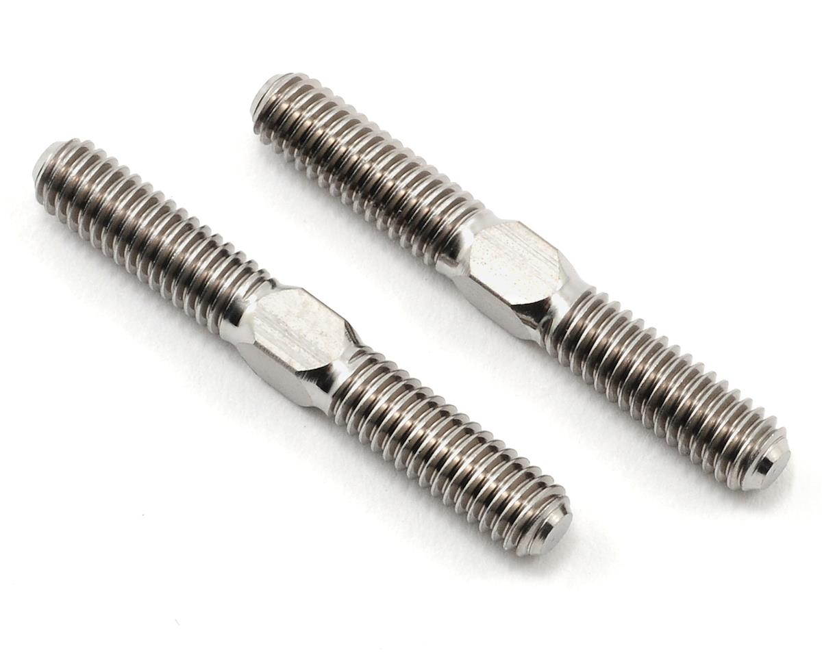 4x30mm Titanium Turnbuckles (2) by Lunsford