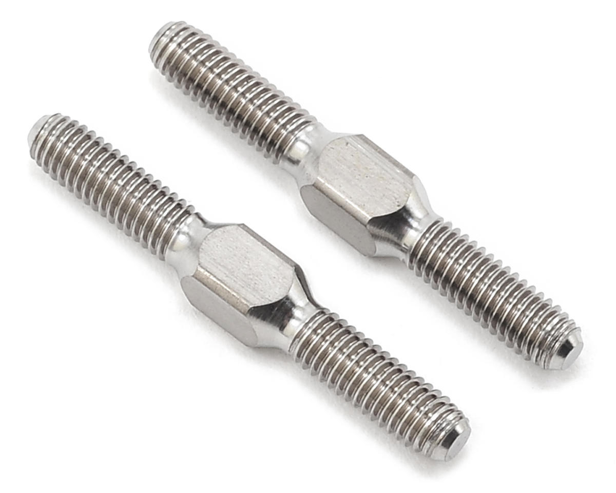 "Lunsford 3x25mm ""Punisher"" Titanium Turnbuckles (2)"