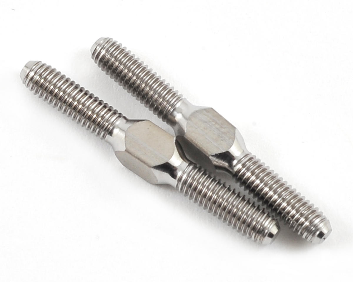 "Lunsford ""Punisher"" 3x26mm Titanium Turnbuckles (2)"