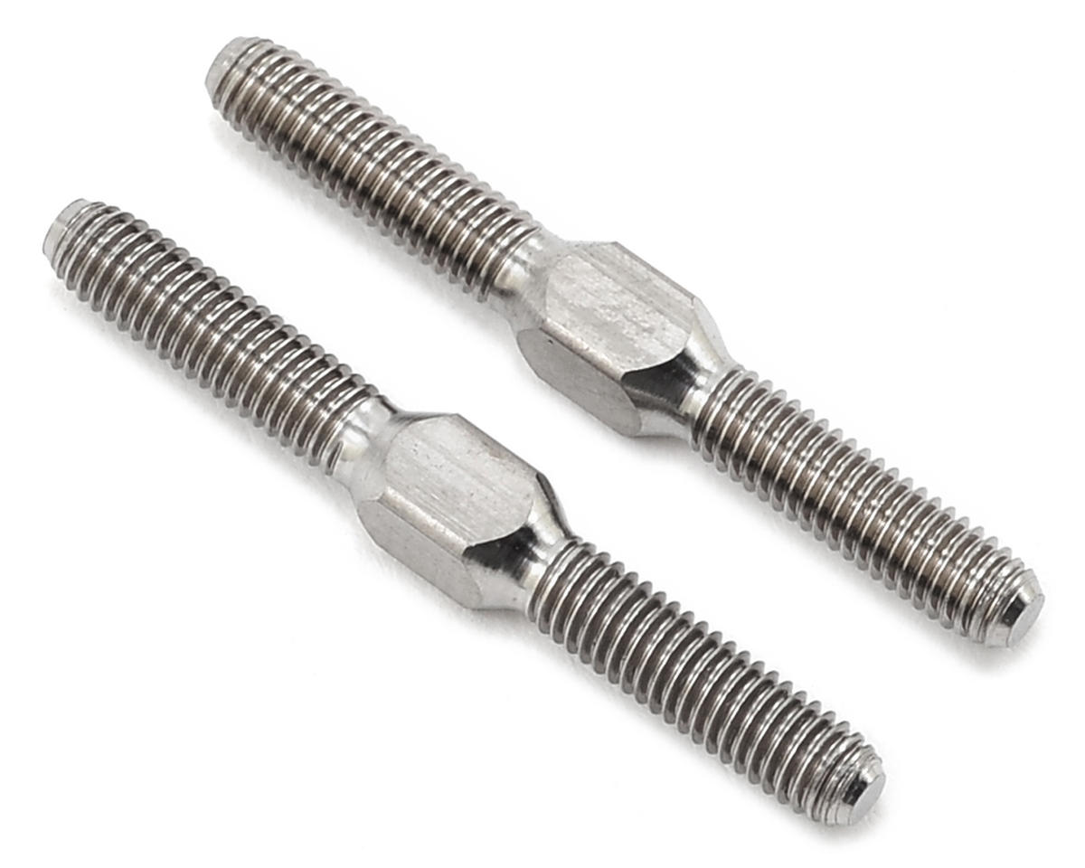 "3x30mm ""Punisher"" Titanium Turnbuckles (2) by Lunsford"