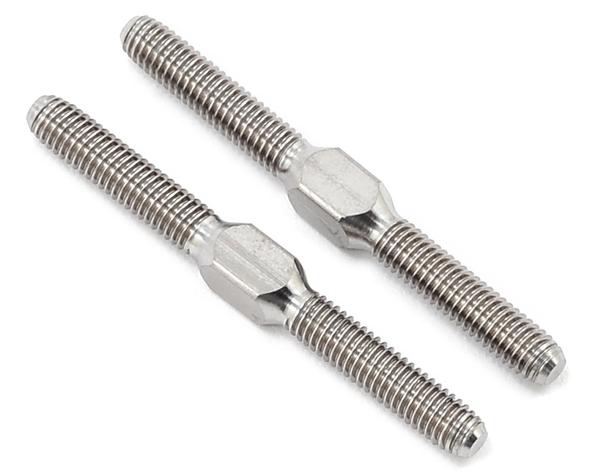 "Lunsford 3x33mm ""Punisher"" Titanium Turnbuckles (2)"