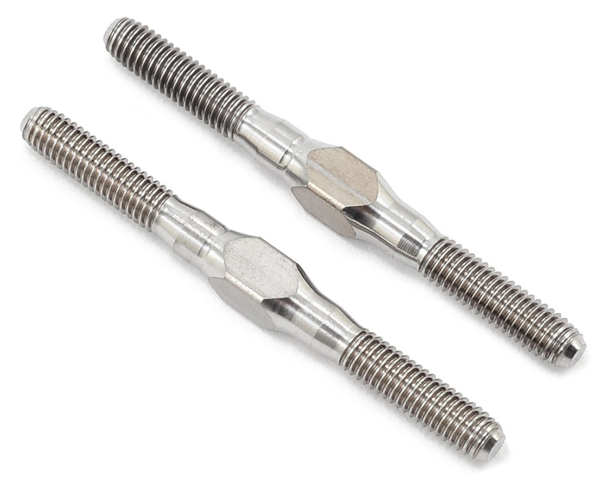 "3x35mm ""Punisher"" Titanium Turnbuckles (2) by Lunsford"