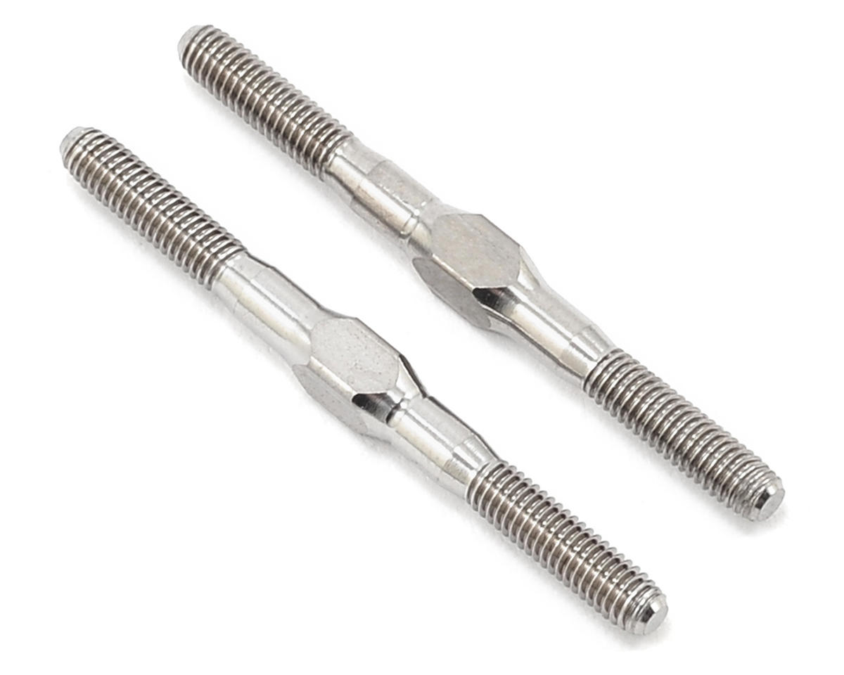 "3x40mm ""Punisher"" Titanium Turnbuckles (2) by Lunsford"