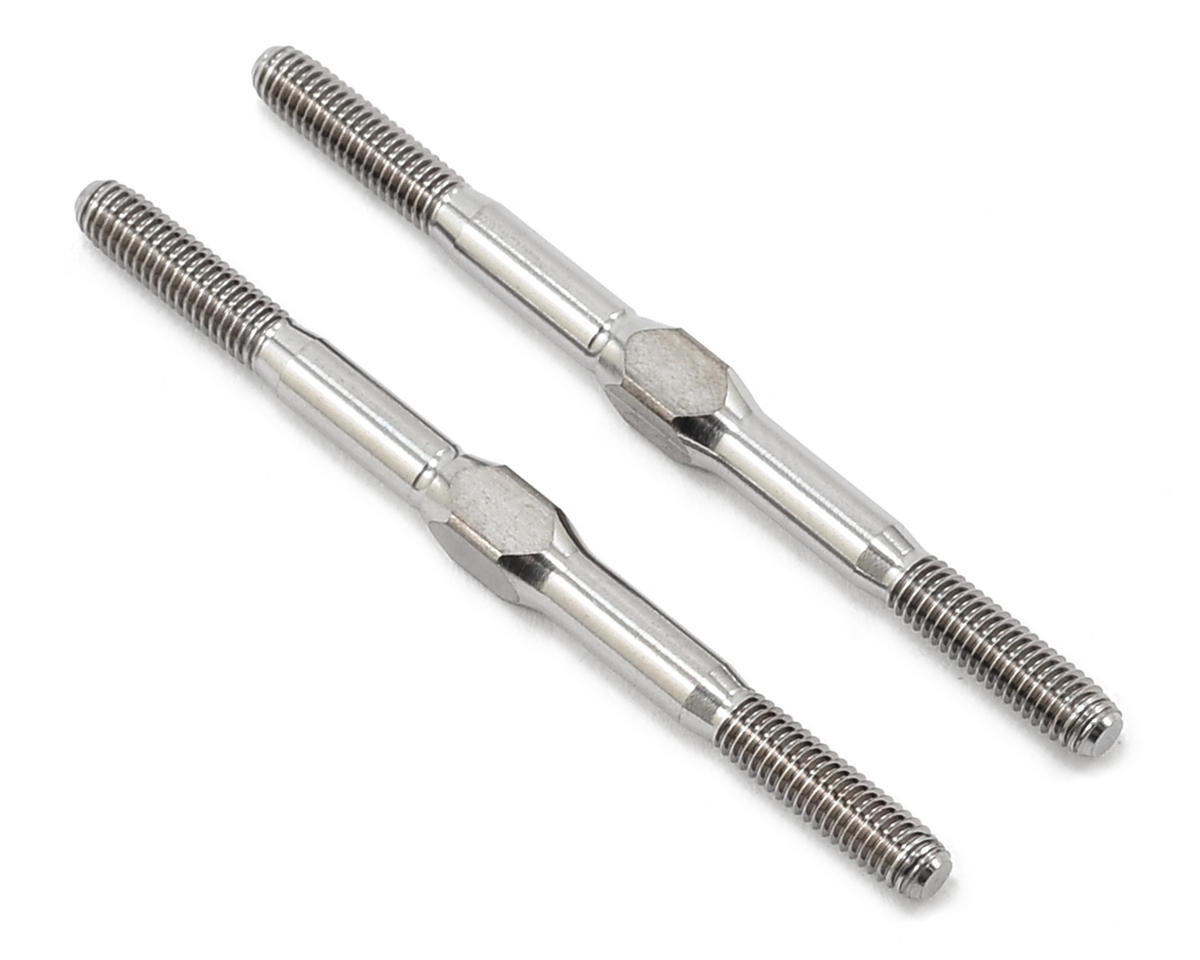 "Lunsford 3x47mm ""Punisher"" Titanium Turnbuckles (2) (Losi Mini 8IGHT-T)"