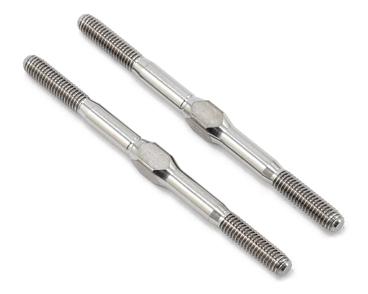 "3x48mm ""Punisher"" Titanium Turnbuckles (2) by Lunsford"