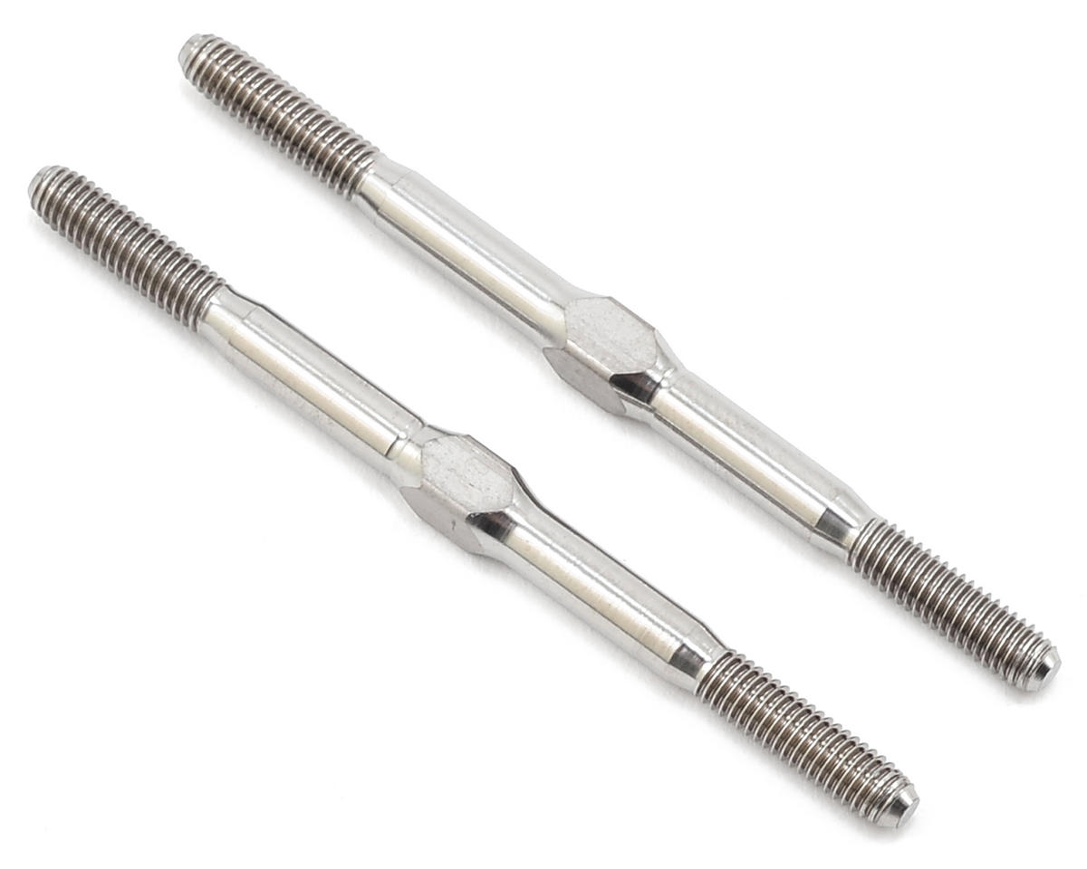 "Lunsford 3x52mm ""Punisher"" Titanium Turnbuckles (2)"