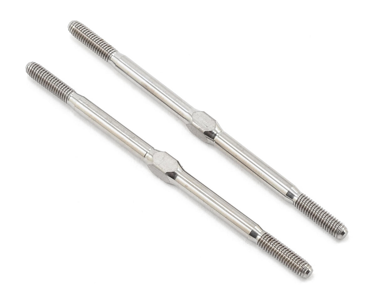 "3x65mm ""Punisher"" Titanium Turnbuckles (2) by Lunsford"
