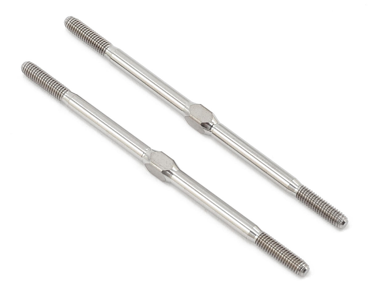 "Lunsford 3x70mm ""Punisher"" Titanium Turnbuckles (2)"