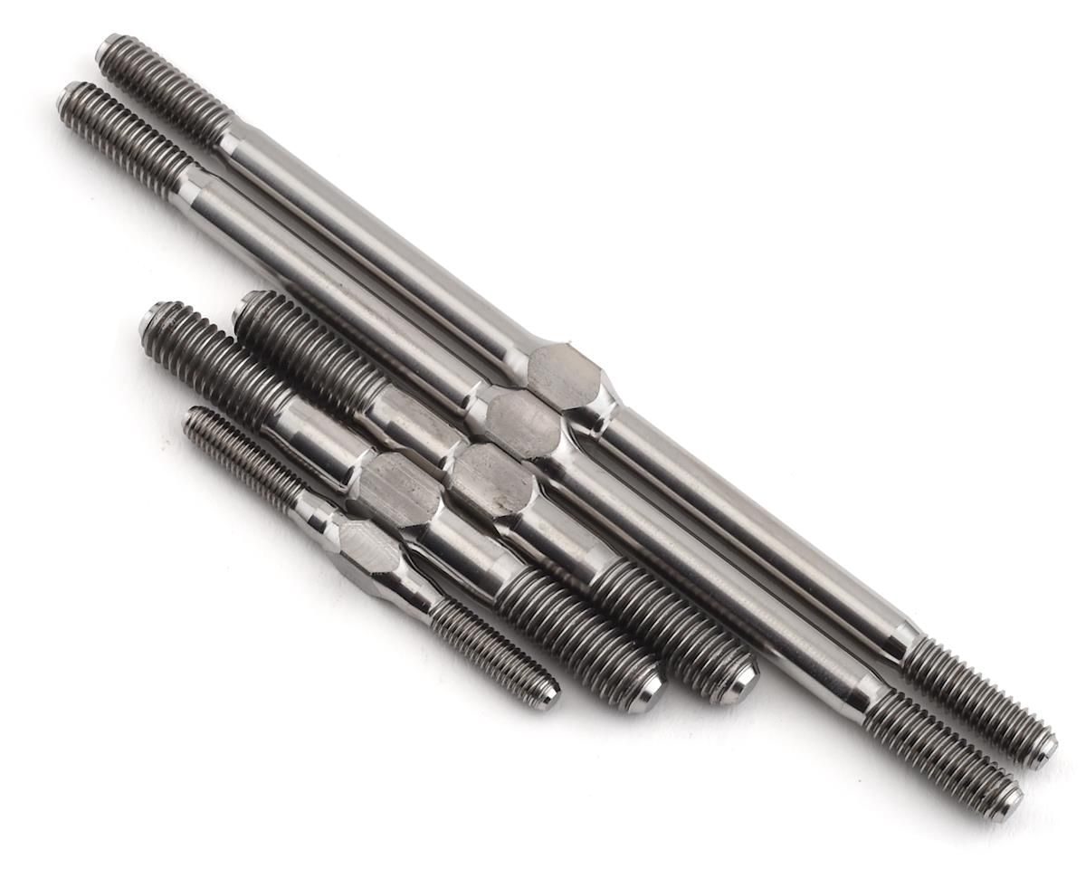 "Lunsford ""Punisher"" Mugen MBX-8T/ECO Titanium Turnbuckle Kit"