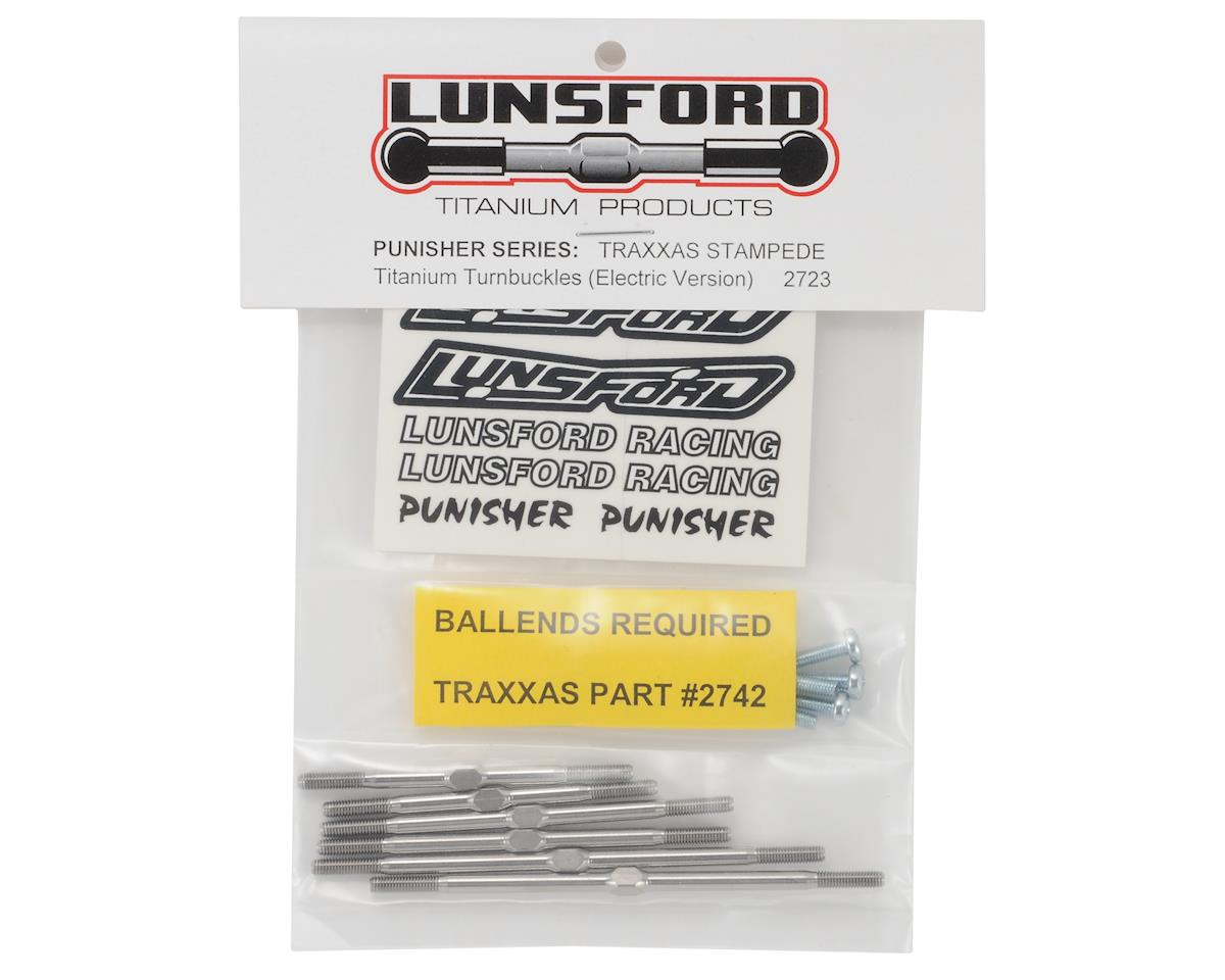 "Lunsford ""Punisher"" Traxxas Stampede Turnbuckle Kit (6)"