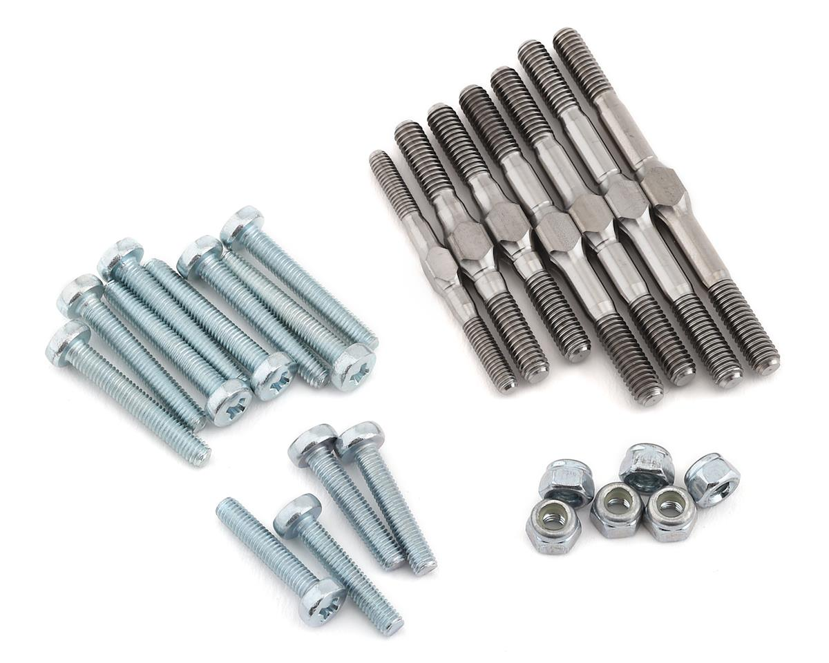 "Lunsford ""Punisher"" Traxxas Bandit Titanium Turnbuckle Kit"