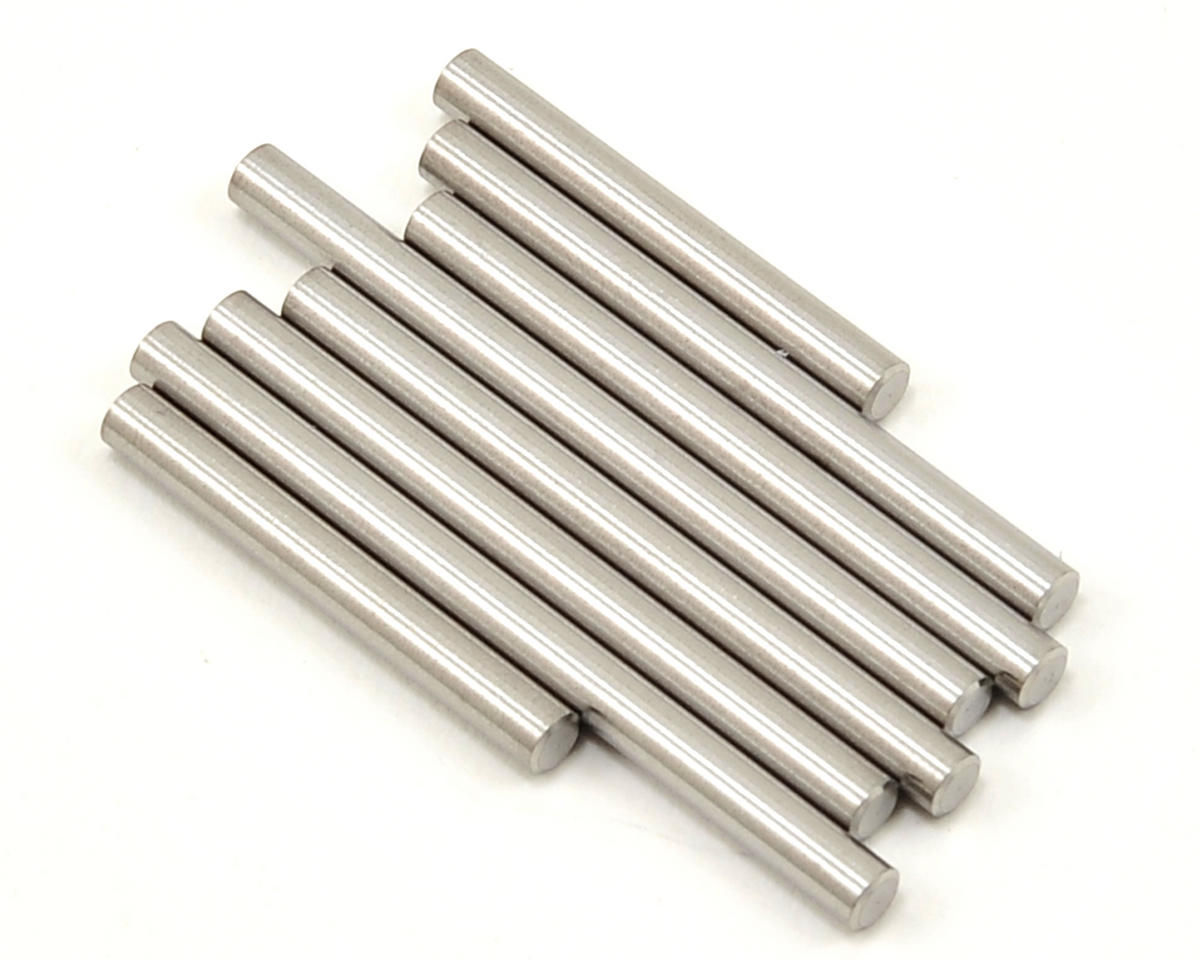 Lunsford Durango DEX210 Titanium Hinge Pin Kit (8)