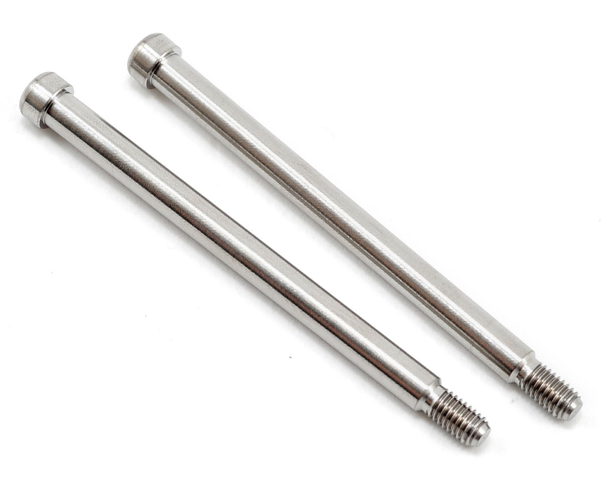 Lunsford Kyosho MP9 Titanium Outer Rear Screw Pins (2)