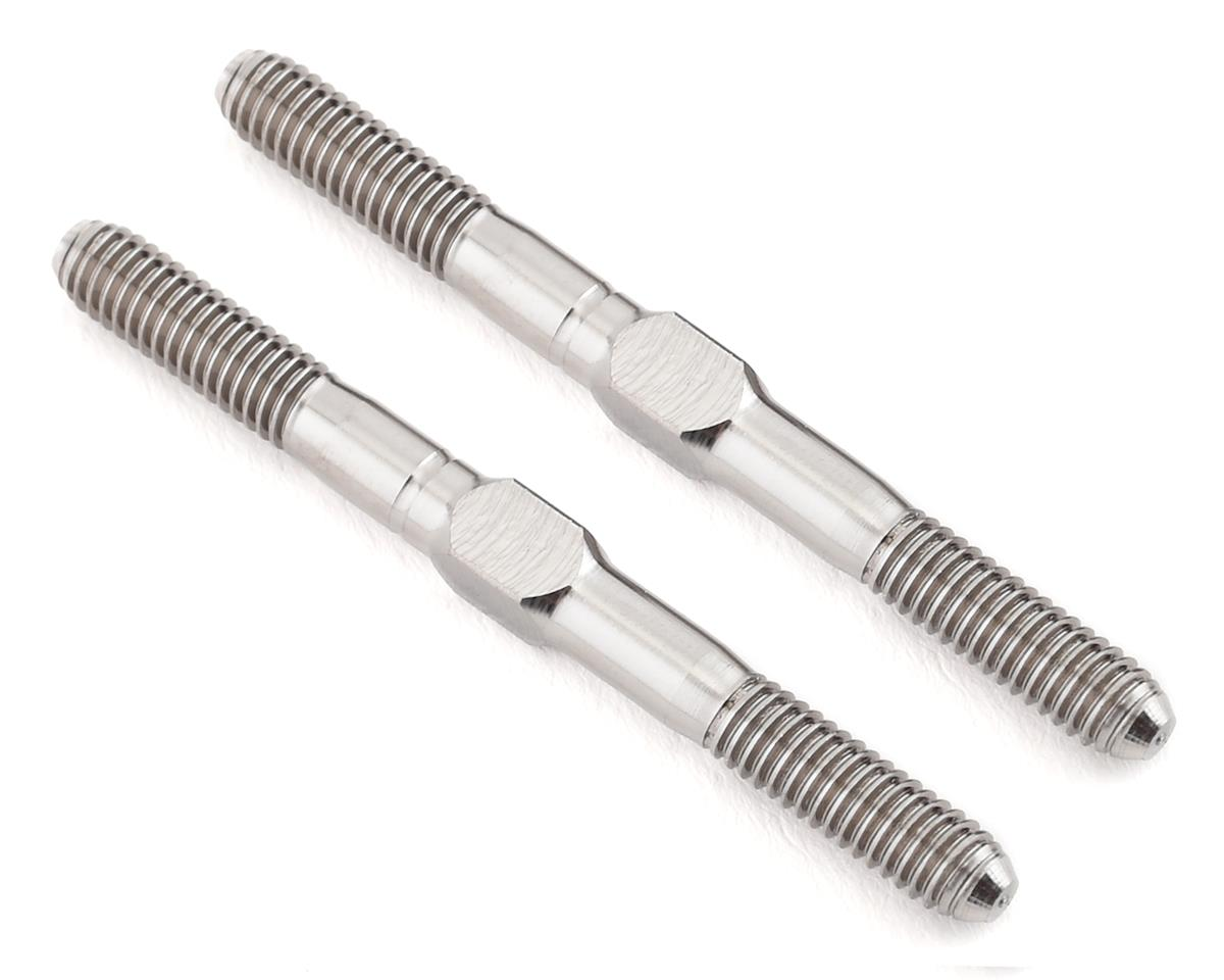 "Lunsford 3.5x35mm ""Super Duty"" Titanium Turnbuckles (2)"