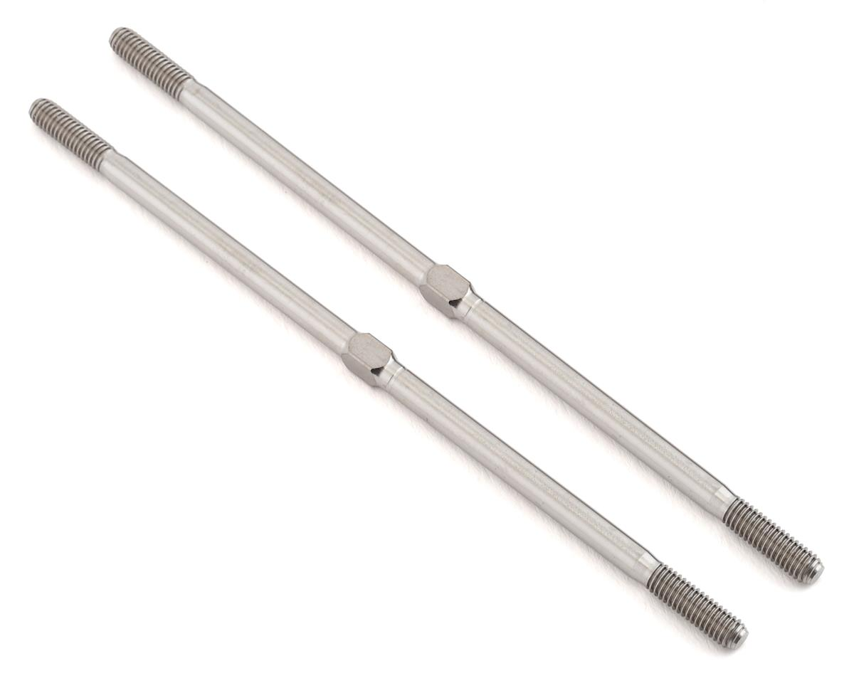 "Lunsford 3.5x102mm ""Super Duty"" Titanium Turnbuckles (2)"