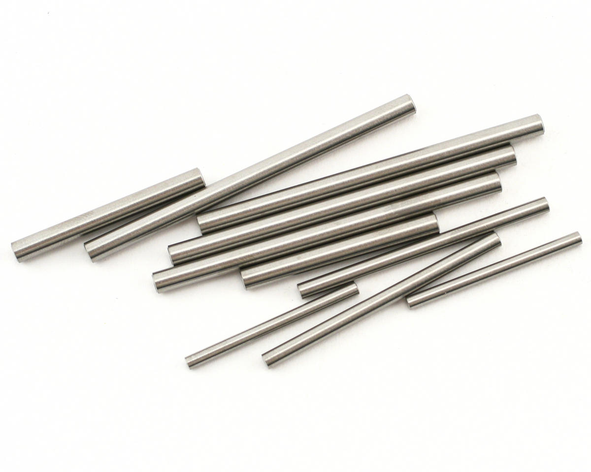 Lunsford Associated RC8/RC8T/SC8 Titanium Hinge Pin Kit