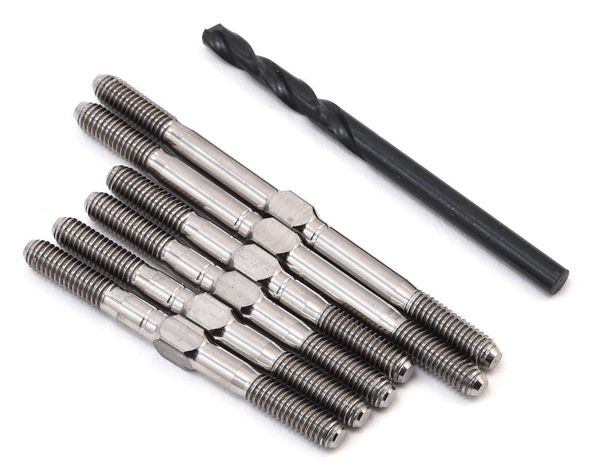 "Lunsford 3.5mm ""Super Duty"" Tekno EB410 Titanium Turnbuckle Set"
