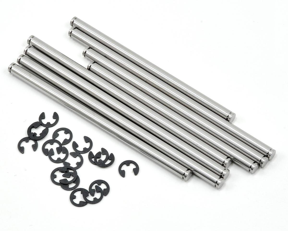Lunsford Traxxas T-Maxx 2.5/3.3 Titanium Hinge Pin Kit (8)