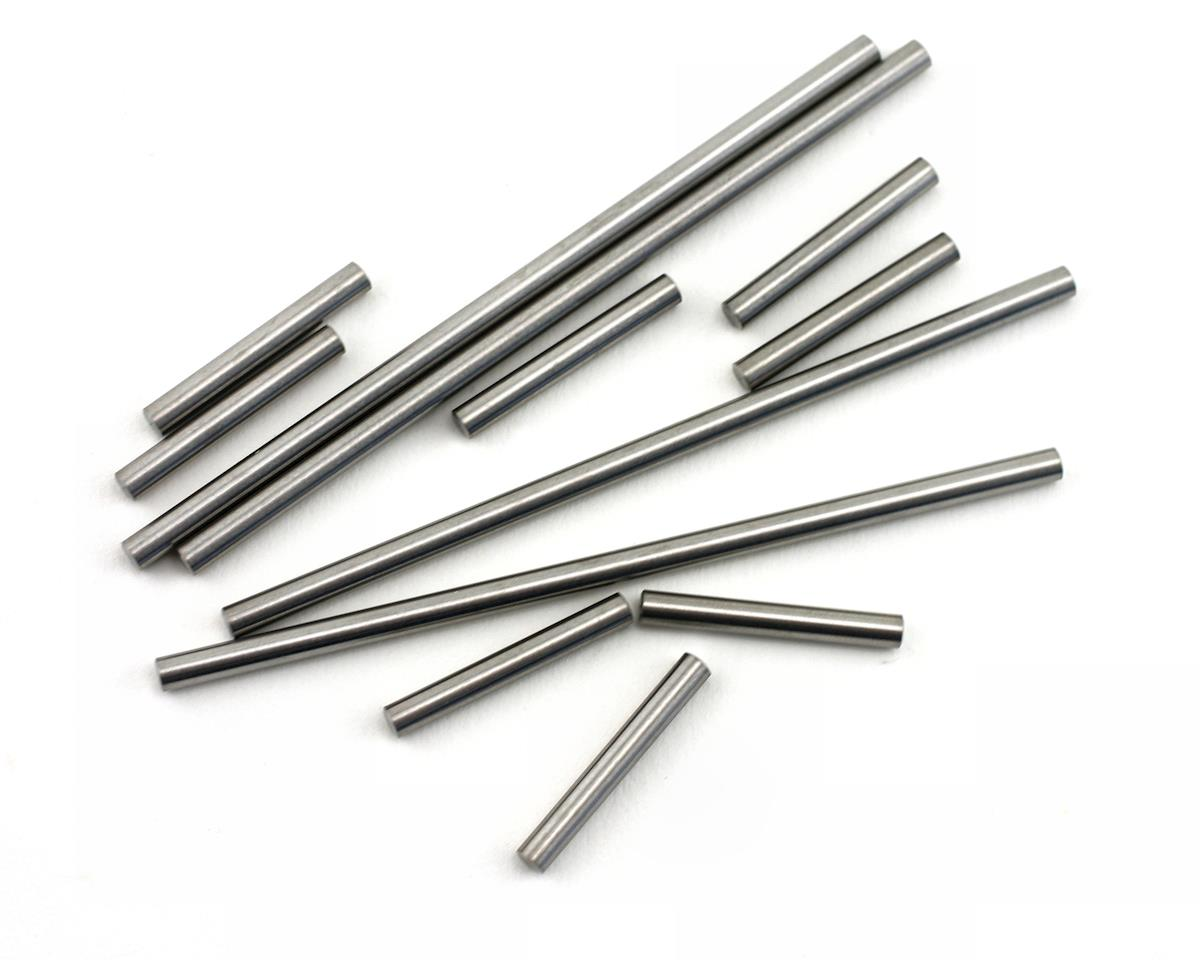 Traxxas Revo Titanium Hinge Pin Kit (12) by Lunsford