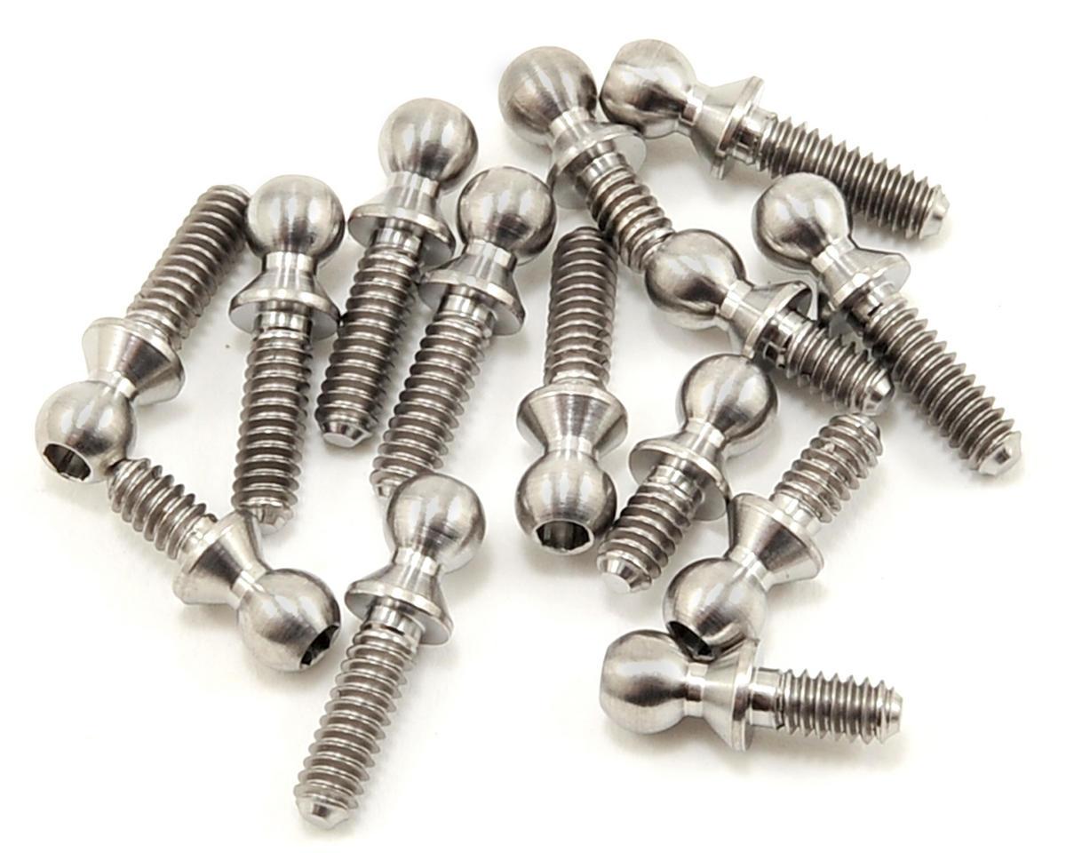 Lunsford B4.1/T4.1 Titanium Ball Stud Kit (14)