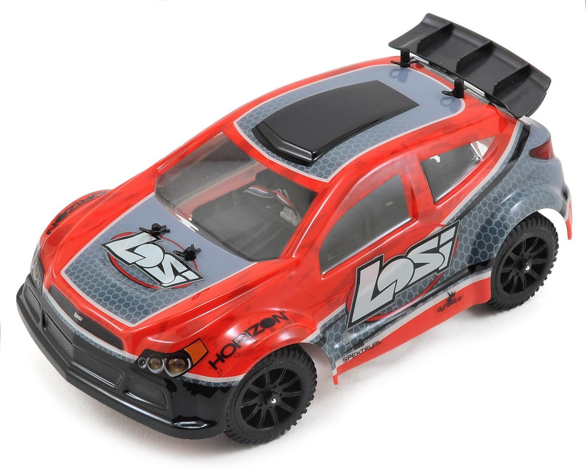 SCRATCH & DENT: Losi 1/24 Micro Rally X 4WD RTR