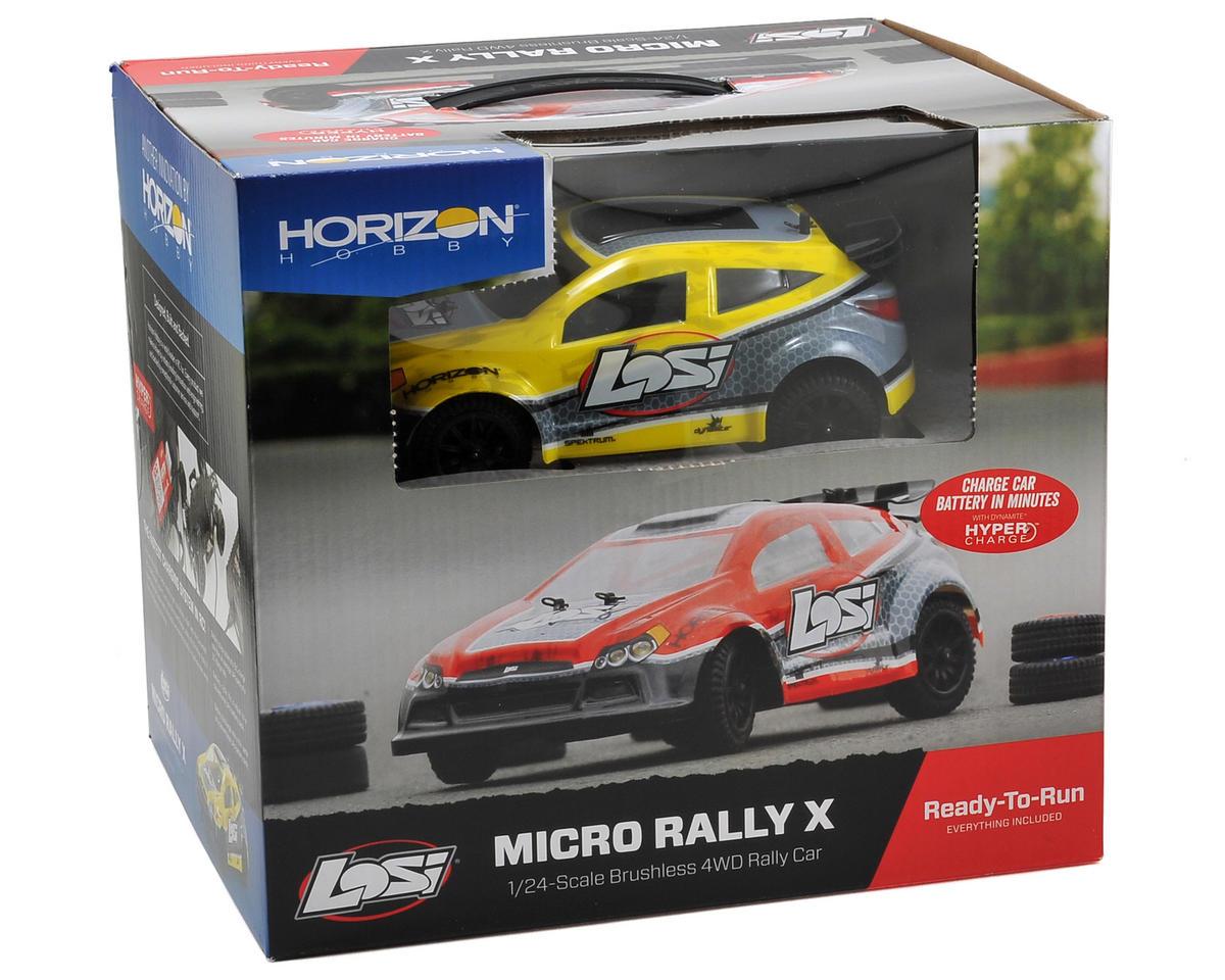 Losi 1/24 Micro Rally X 4WD RTR