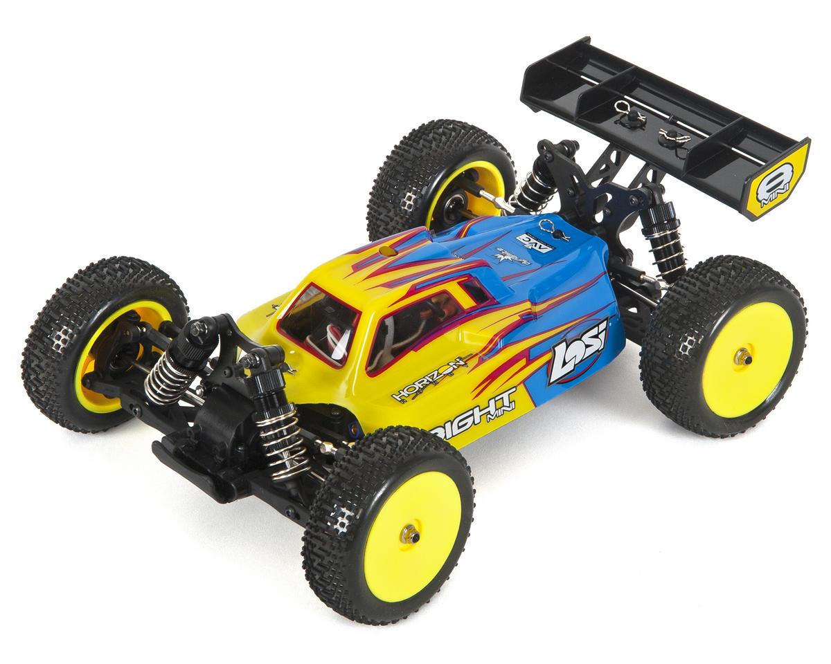 Losi Mini 8IGHT 1/14 Scale 4WD Brushless Electric Buggy RTR