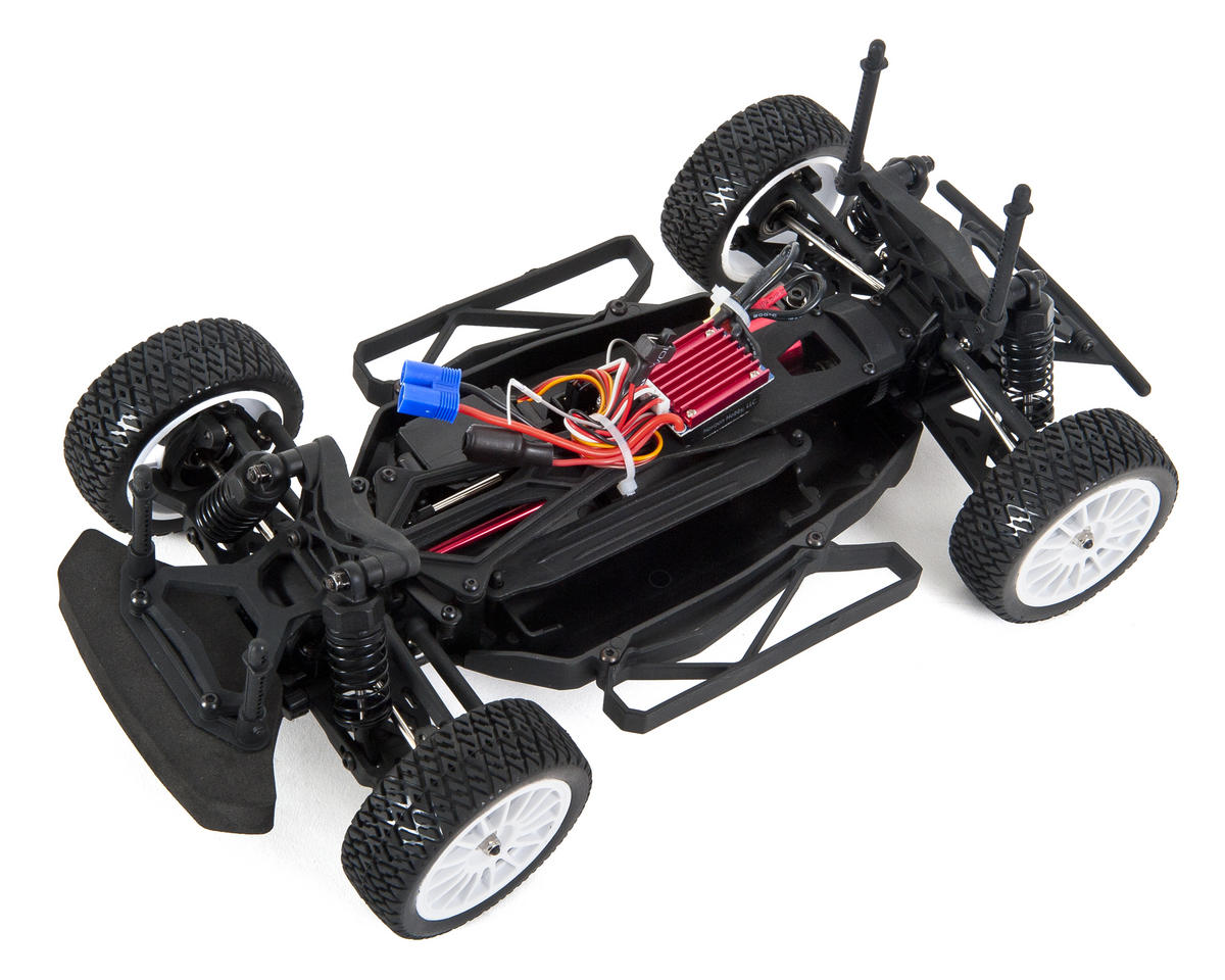 Losi Mini Rally 1/14 RTR 4WD Brushless Electric Rally Car