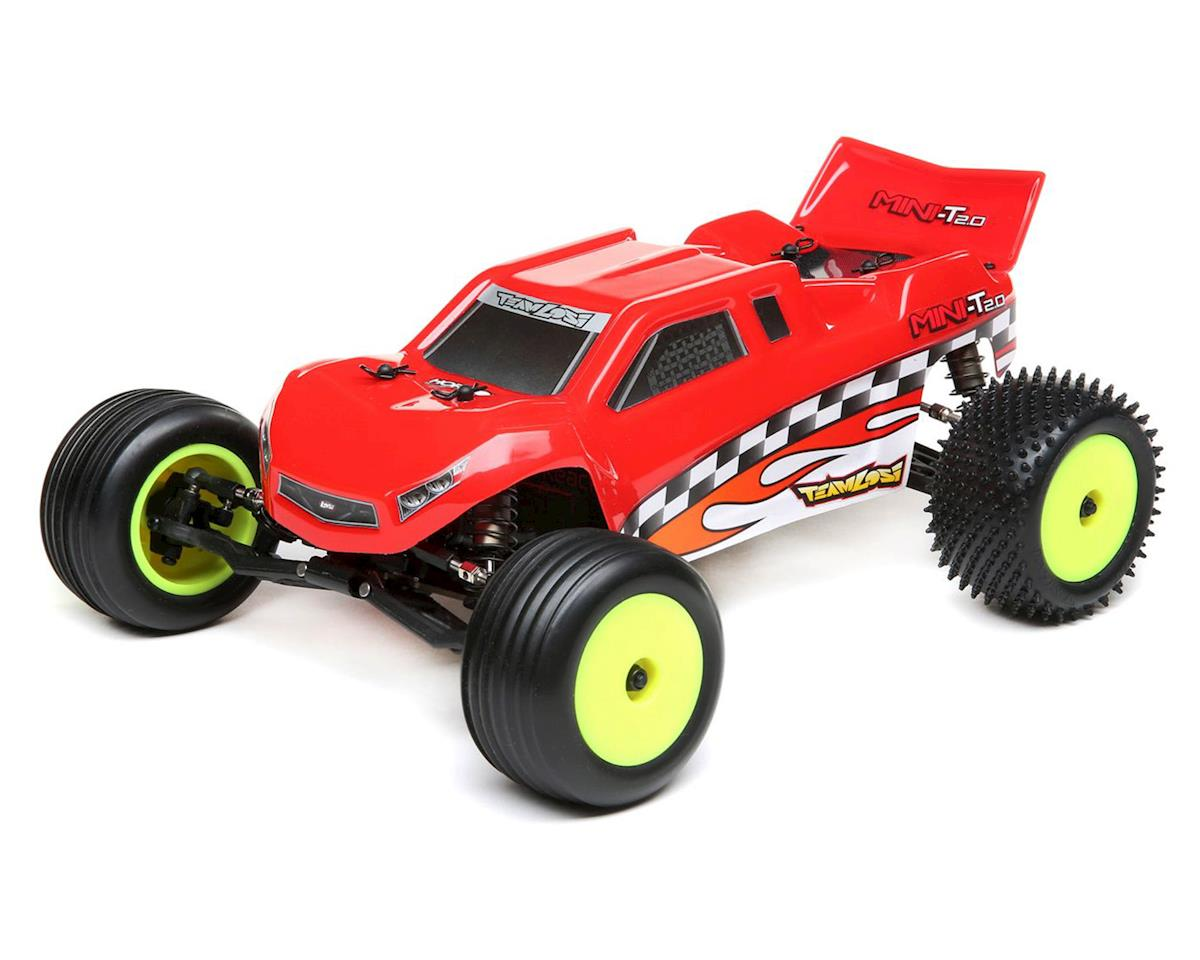 Losi Mini-T 2.0 1/18 RTR 2wd Stadium Truck 40th Anniversary Limited Edition
