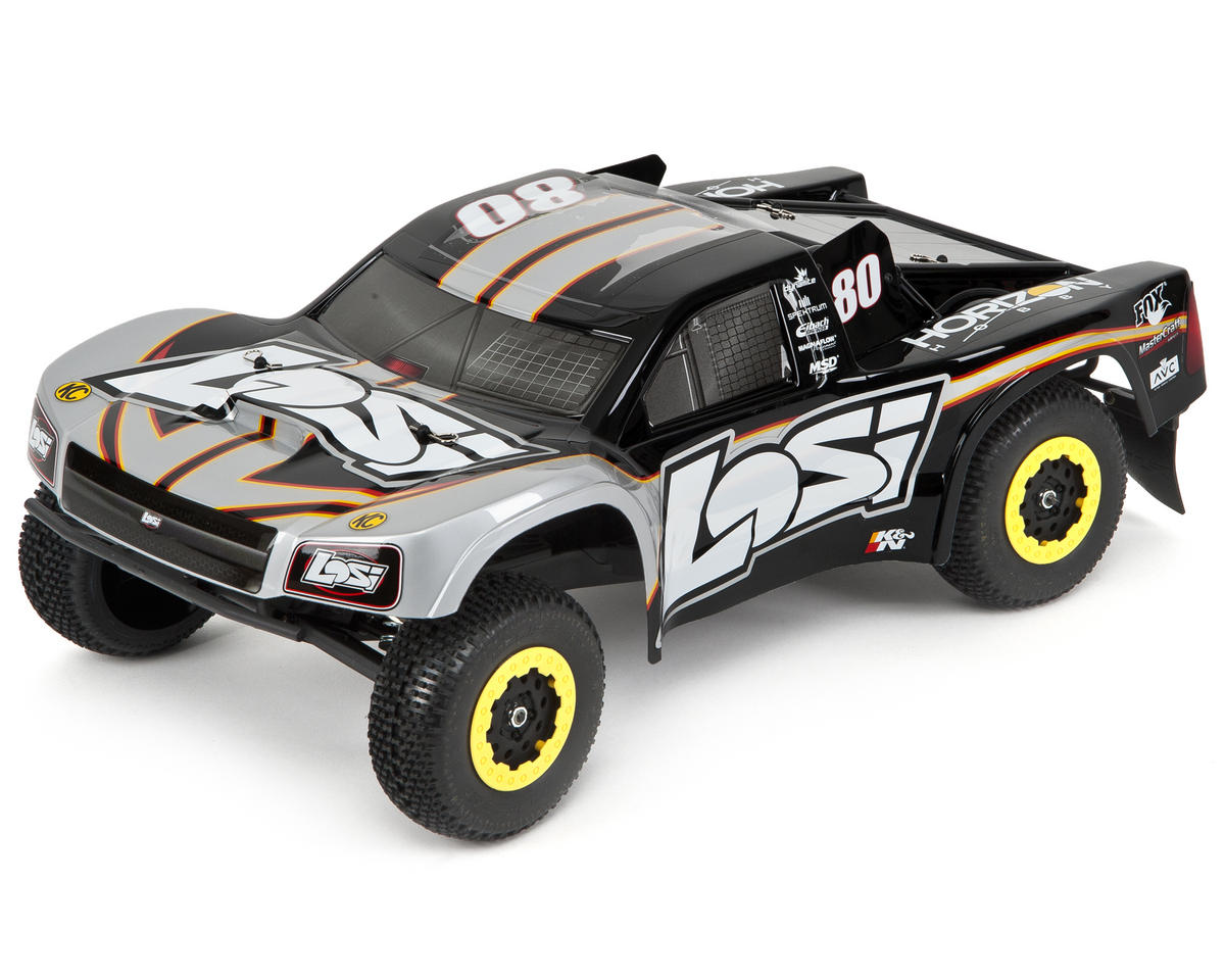 XXX-SCT 1/10 2WD Electric Brushless RTR Short Course Truck