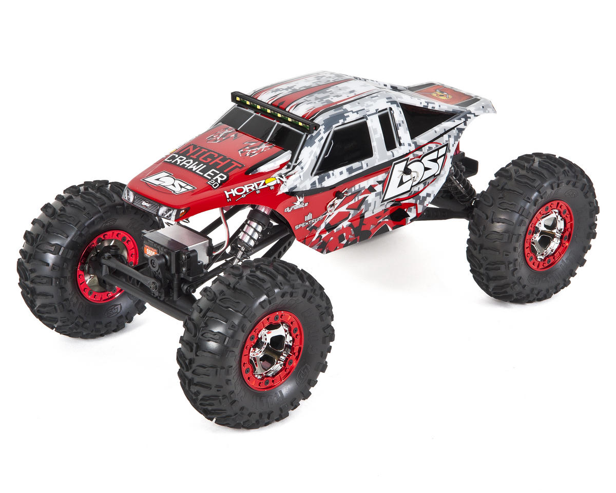 Night Crawler 2.0 4WD 1/10 RTR Rock Crawler